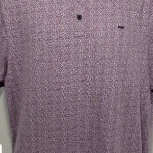 Mens Michael Kors Button Up Dress Shirt